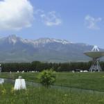 野辺山からの八ヶ岳